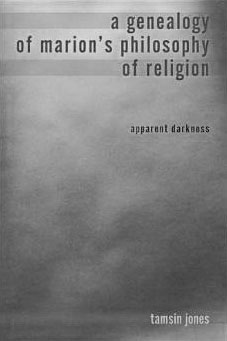 cover of the book Genealogy of Marion Philosophy of Religion