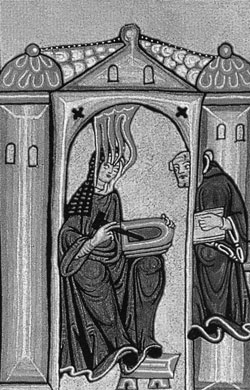 Image of Hildegard of Bingen
