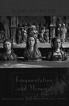Cover of the book Fragmentation and Memory