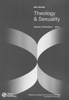Cover of the Theology and Sexuality journal